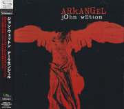 JOHN WETTON/Arkangel(アークエンジェル)(Used CD) (1997/3rd) (ジョン・ウェットン/UK)