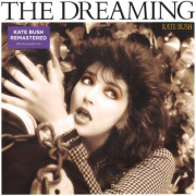 KATE BUSH/Dreaming(LP) (1982/4th) (ケイト・ブッシュ/UK)