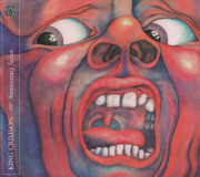 KING CRIMSON/In The Court Of The Crimson King: 40th Anniversary Series(CD+DVD) (1969/1st) (キング・クリムゾン/UK)