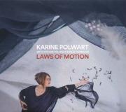 KARINE POLWART(with STEVEN POLWART & INGE THOMSO)/Laws Of Motion (2018/7th) (カリーネ・ポルワート/UK)