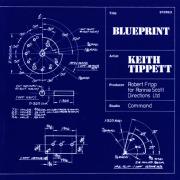 KEITH TIPPETT/Blueprint (1972/1st) (キース・ティペット/UK)