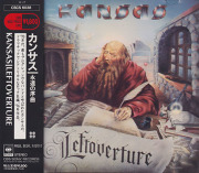 KANSAS/Leftoverture(永遠の序曲)(Used CD) (1976/4th) (カンサス/USA)
