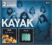 KAYAK/Eyewitness + Merlin(Used 2CD Box) (1981/Live+8th) (カヤック/Holand)