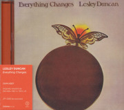 LESLEY DUNCAN/Everything Changes(エヴリシング・チェンジズ) (1974/3rd) (レズリー・ダンカン/UK)