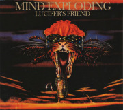 LUCIFER'S FRIEND/Mind Exploding (1976/5th) (ルシファーズ・フレンド/German)