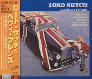 LORD SUTCH & HEAVY FRIENDS/Same(ロード・サッチ&ヘヴィ・フレンズ)(Used CD) (1970/1st) (ロード・サッチ&ヘヴィ・フレンズ/UK)