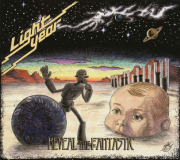 LIGHT YEAR/Reveal The Fantastic (1974/only) (ライト・イヤー/USA)