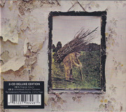 LED ZEPPELIN/IV: 2CD Deluxe Edition(Used 2CD) (1971/4th) (レッド・ツェッペリン/UK)