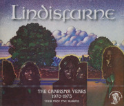 LINDISFARNE/The Charisma Years 1970-1973 (1970-73/Comp.) (リンディスファーン/UK)