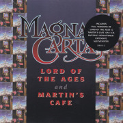 MAGNA CARTA/Lord of The Ages + Martin's Cafe(Used CD) (1973+77/4+7th) (マグナ・カルタ/UK,USA)