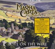MAGNA CARTA/Love On The Wire(2CD) (1971-2014/Live) (マグナ・カルタ/UK,USA)