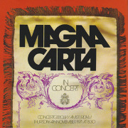 MAGNA CARTA/In Concert(Used CD) (1972/Live) (マグナ・カルタ/UK,USA)
