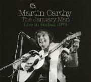 MARTIN CARTHY/The January Man: Live In Belfast 1978 (1978/Unreleased Live) (マーティン・カーシー/UK)