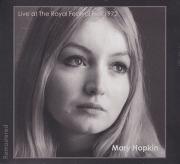 MARY HOPKIN/Live At The Royal Festival Hall 1972 (1972/Live) (メリー・ホプキン/UK)