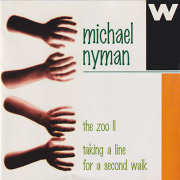 MICHAEL NYMAN/Taking A Line For A Second Walk(Used CD) (1994/15th) (マイケル・ナイマン/UK)