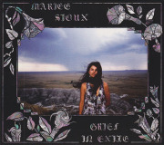 MARIEE SIOUX/Grief In Exile (2019/3rd) (マリー・スー/USA)