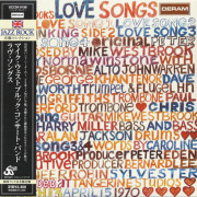MIKE WESTBROOK CONCERT BAND/Love Songs(ラヴ・ソングス)(Used CD) (1970/4th) (マイク・ウエストブルック/UK)