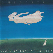 MAJEROVY BRZDOVE TABULKY/Gabreta (1996/2nd) (マイエロヴィ・ブルズドヴェ・タブルキ/Czech)