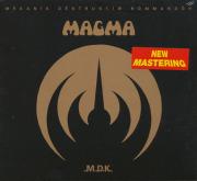 MAGMA/Mekanik Destrnktiw Kommandoh: 2017 New Mastering (1973/3rd) (マグマ/France)