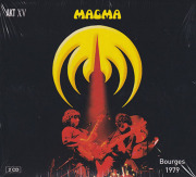 MAGMA/Bourges 1979: Remaster Edition(2CD) (1979/Live) (マグマ/France)