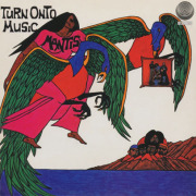 MANTIS/Turn Onto Music (1973/only) (マンティス/Fiji)