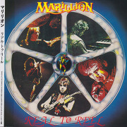 MARILLION/Real To Reel(リアル・トゥ・リール)(Used CD) (1984/2nd) (マリリオン/UK)