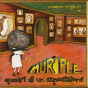 MURPLE/Quadri Di Un'Esposizione(Used CD) (2008/2nd) (ムルプレ/Italy)