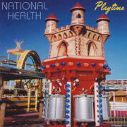 NATIONAL HEALTH/Playtime (1979/Live) (ナショナル・ヘルス/UK)