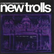 NEW TROLLS/Concerto Grosso Per 1&2(Used CD) (1971+76/3+8th) (ニュー・トロルス/Italy)