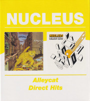 NUCLEUS/Alleycat + Direct Hits(2CD) (1975+76/9th+Comp.) (ニュークリアス/UK)