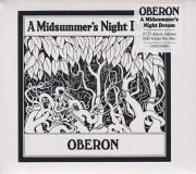 OBERON/A Midsummer's Night Dream(2CD) (1971/only) (オベロン/UK)