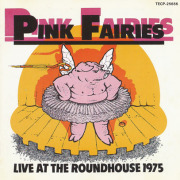 PINK FAIRIES/Live At The Roundhouse 1975(ライヴ・アット・ザ・ラウンドハウス 1975)(Used CD) (1982/Live) (ピンク・フェアリーズ/UK)