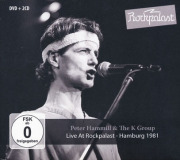 PETER HAMMILL & THE K GROUP/Live At RockPalast - Hamburg 1981: DVD+2CD (1981/Live) (ピーター・ハミル&ザ・K・グループ/UK)