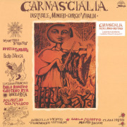 PASQUALE MINIERI & GIORGIO VIVALDI/Carnascialia(Gold&Red Colour LP) (パスクアーレ・ミニエリ&ジョルジオ・ヴィヴァルディ/Italy)