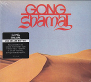 PIERRE MOERLEN'S GONG/Shamal: 2CD Deluxe Edition (1975/1st) (ピエール・ムーランズ・ゴング/France,UK)