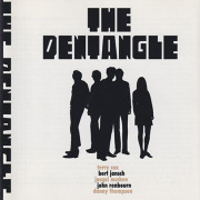 THE PENTANGLE/Same(Used CD) (1968/1st) (ザ・ペンタングル/UK)
