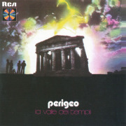 PERIGEO/La Valle Dei Templi (1975/4th) (ペリジェオ/Italy)