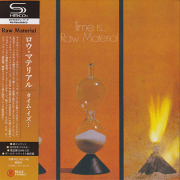 RAW MATERIAL/Time is...(タイム・イズ・・・) (1971/2nd) (ロウ・マテリアル/UK)