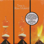 RAW MATERIAL/Time is... (1971/2nd) (ロウ・マテリアル/UK)