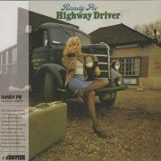 RANDY PIE/Highway Driver (1974/2nd) (ランディ・パイ/German,France)