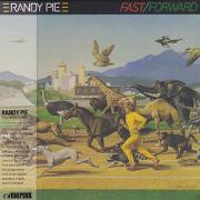 RANDY PIE/Fast/Forward (1977/4th) (ランディ・パイ/German,France,UK)