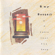 RAY RUSSELL/A Table Near The Band(Used CD) (1990) (レイ・ラッセル/UK)