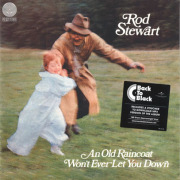 ROD STEWART/An Old Raincoat Won't Ever Let You Down(LP) (1970/1st) (ロッド・スチュワート/UK)