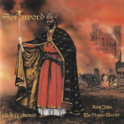RICK WAKEMAN/Softsword(ジョン王とマグナ=カルタ)(Used CD) (1991) (リック・ウエイクマン/UK)