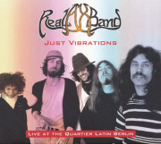 REAL AX BAND/Just Vibrations: Live At The Quartier Latin Berlin (1978/Live) (リアル・アックス・バンド/German)