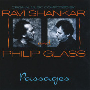 RAVI SHANKAR & PHILIP GLASS/Passages (1990/only) (ラヴィ・シャンカール&フィリップ・グラス/India,USA)