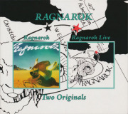 RAGNAROK/Same + Live In New Zealand (1975+77/1st+Live) (ラグナロク/New Zealand)