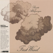 RICOTTI & ALBUQUERQUE/First Wind (1971/only) (リコッティ&アルバカーキ/UK)