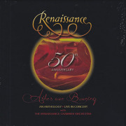 RENAISSANCE(ANNIE HASLAM)/50th Anniversary: Ashes Are Burning - Live In Concert(2CD+DVD+Blu-Ray) (2021/Live) (ルネッサンス/UK)