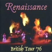 RENAISSANCE(ANNIE HASLAM)/British Tour '76 (1976/Live) (ルネッサンス/UK)